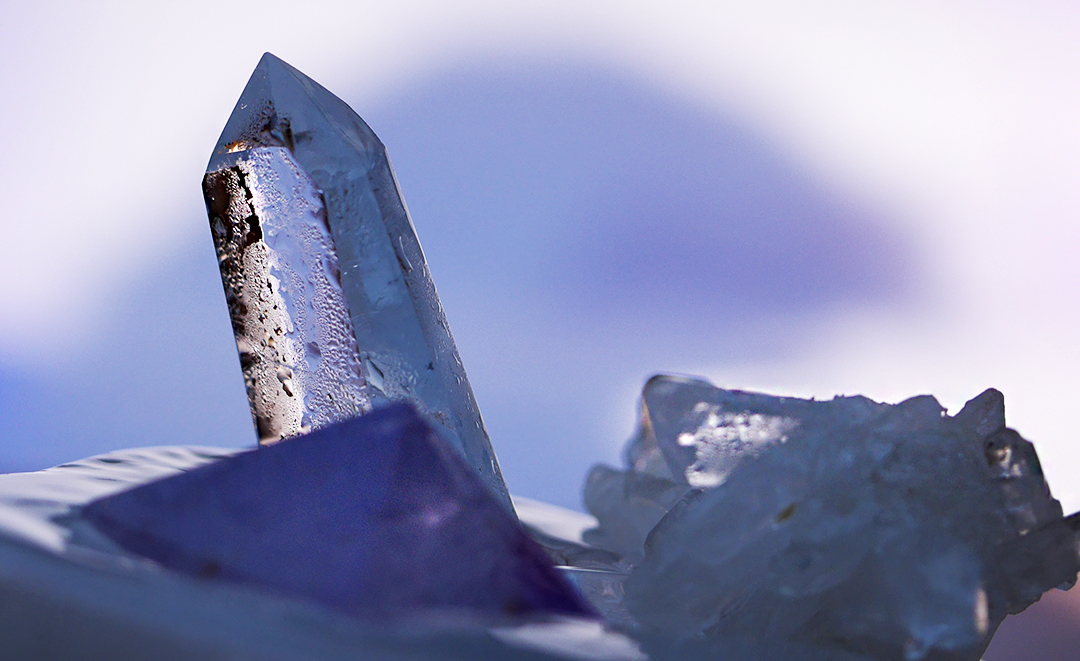 Ädelstenar och kristaller
