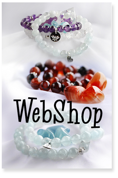 Mineralsmycken - online shop Webbutik - mineralsmycken