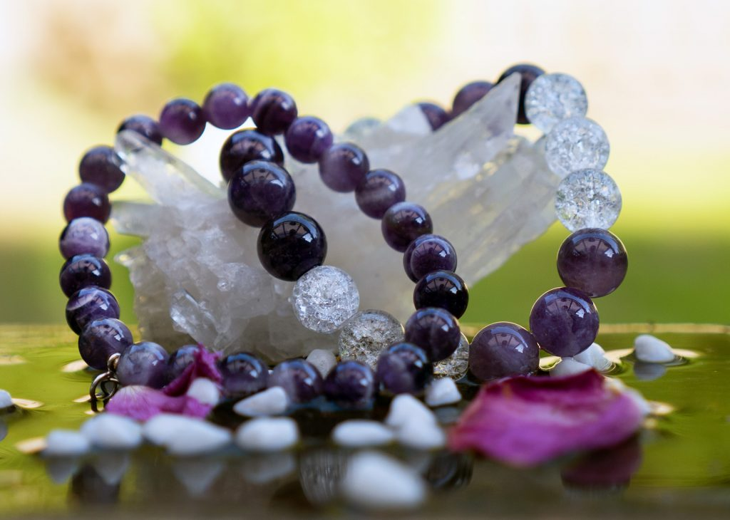 Ametist & Bergkristall