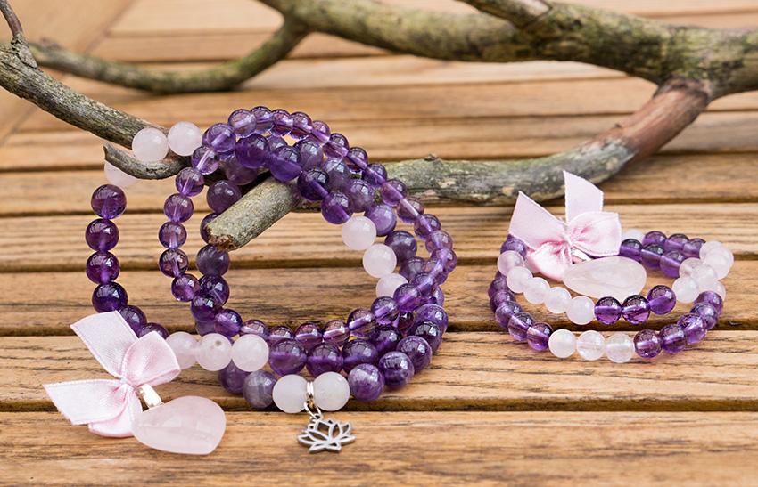 MOR & BARN matchande armbands-set
